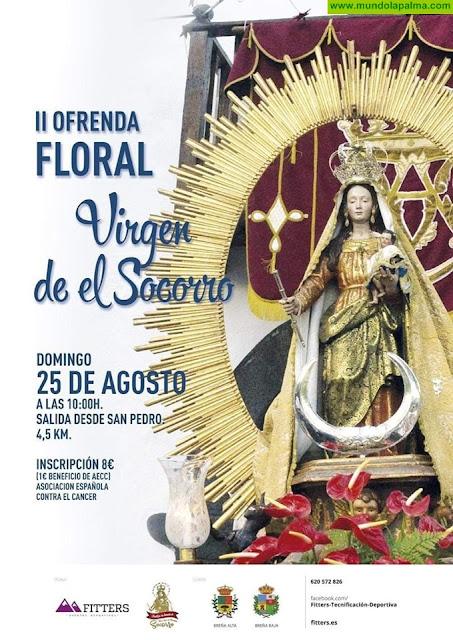 II Ofrenda Floral Virgen de El Socorro