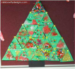 http://www.rainbowlilydesigns.com/2013/12/christmas-crafts.html