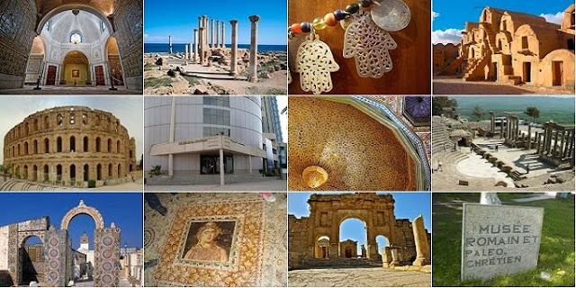 Les musées en Tunisie