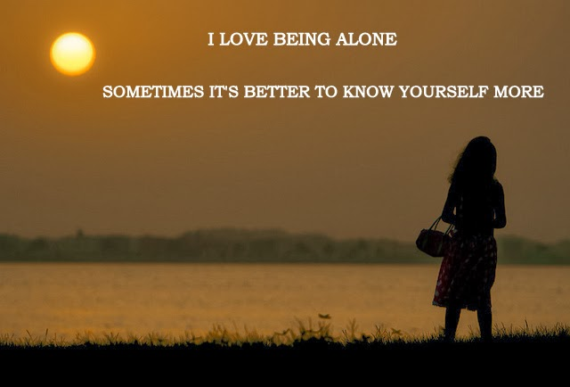 Better Be Alone Quotes Shubhz Quotes