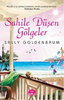 Sally Goldenbaum - Sahile Düşen Gölgeler