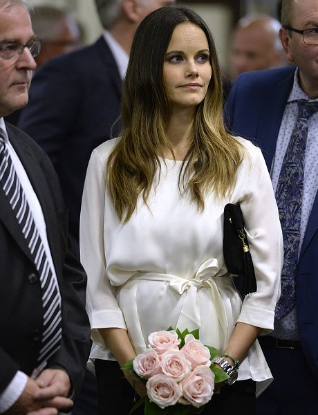 Princess sofia and prince carl philip visit karlstad - Princesse sofya ...