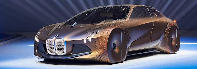 Precios del nuevo BMW Vision Next 100 Concept