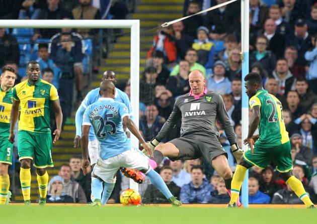 Norwich City vs Manchester City