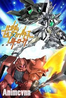 Gundam Build Fighters: Battlogue -  2017 Poster