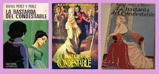 portadas de la bastarda del condestable