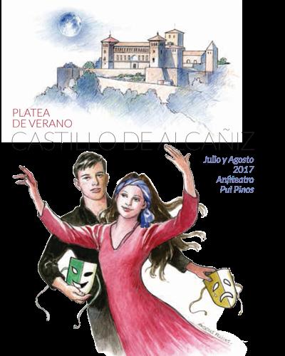 Platea de Verano Castillo de Alcañiz 2017