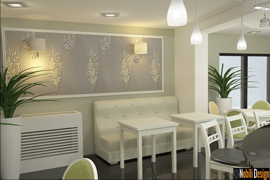 Design interior cafenea Constanta - Amenajari Interioare baruri