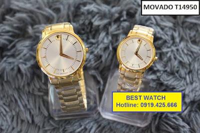 đồng hồ nữ movado t14950