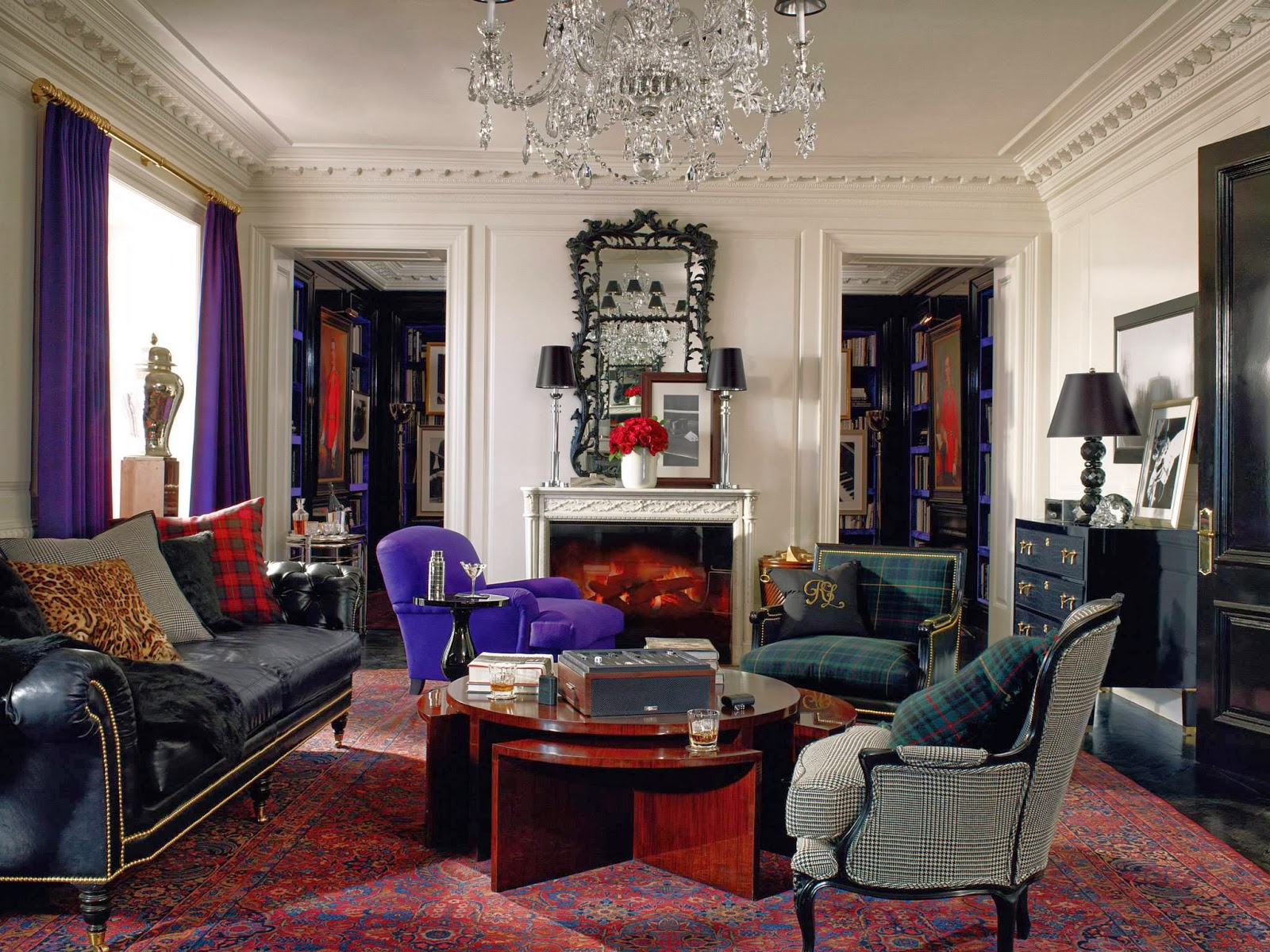 Luxury Life Design Apartment No One By Ralph Lauren Home