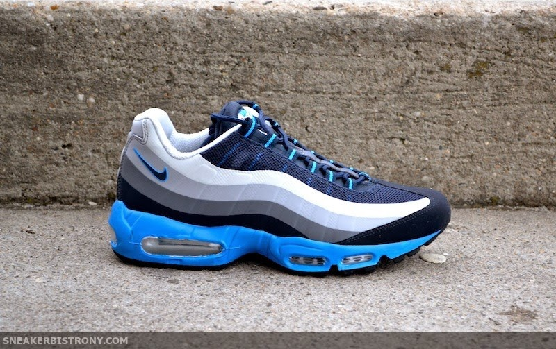 big sale 1995d 0077c KICKS   Nike Air Max 95 No Sew.