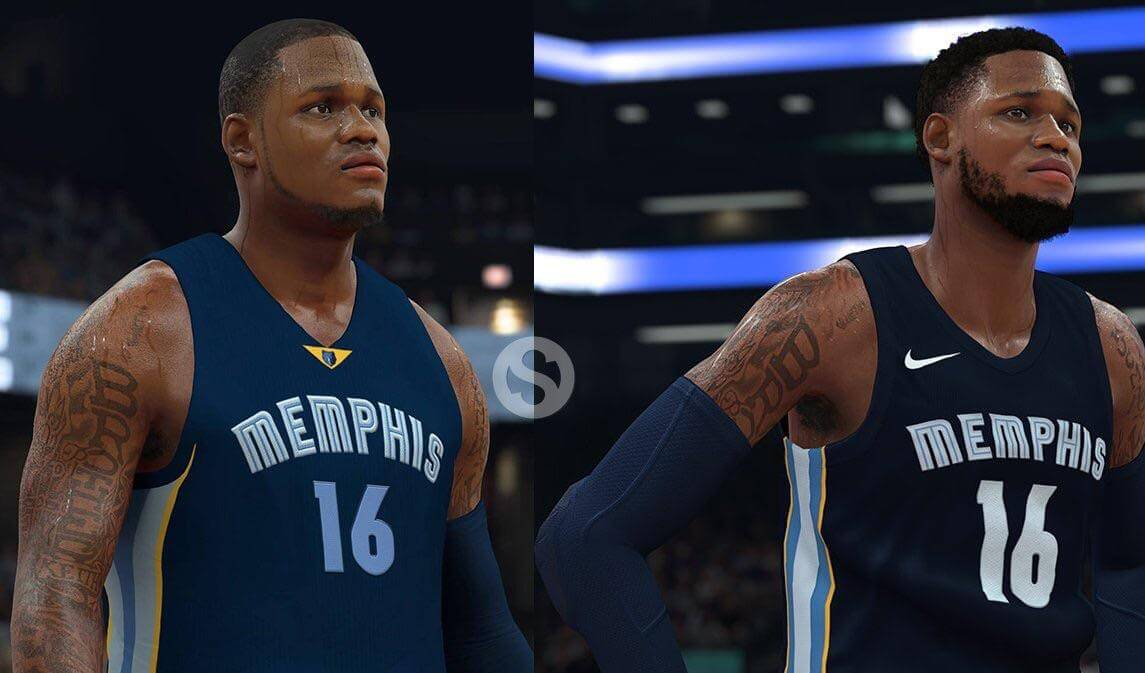 Ben McLemore Comparison - NBA 2k17 vs NBA 2k18