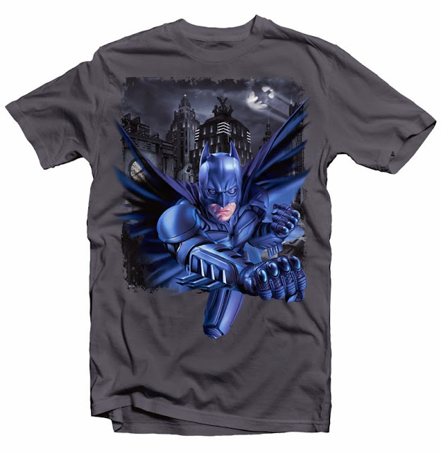 batman tshirt design
