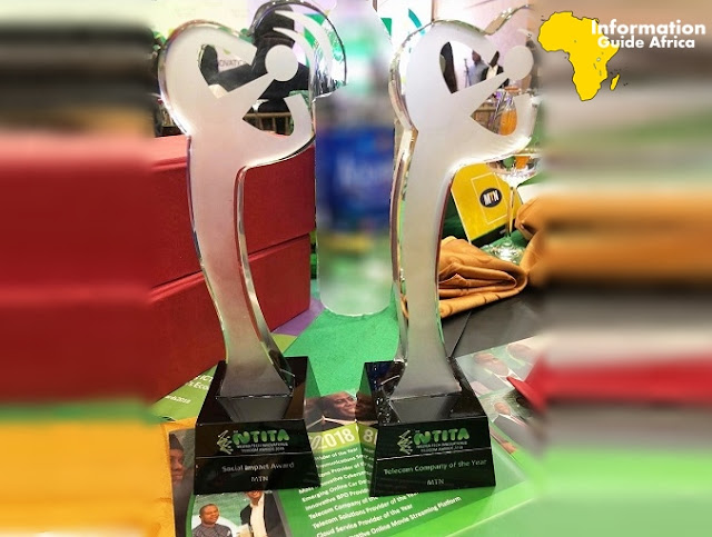 MTN Nigeria shines at the ATCON Awards, 2018