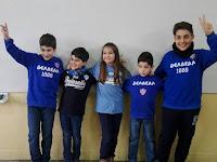 17ο Ομαδικό Πρωτάθλημα Σκάκι Μαθητών-Μαθητριών Θεσσαλονίκης-Χαλκιδικής