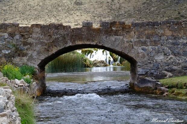 Vilca, Puente Centenario