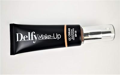 Delfy Makeup Cc cream