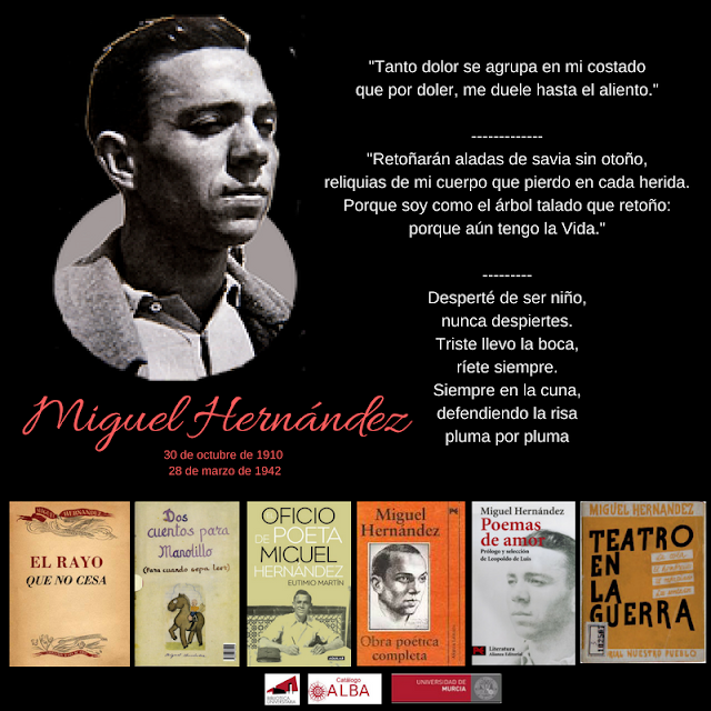 75 años sin Miguel Hernández.