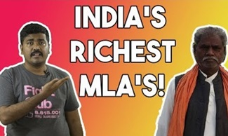 Richest MLA in India | Shocking Facts | Rich Politicians | Kichdy