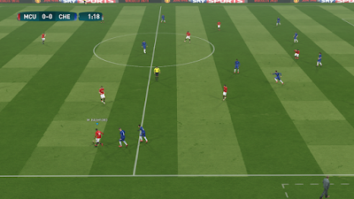 PES 2017 Revolution Pitch v2 by De_vo17