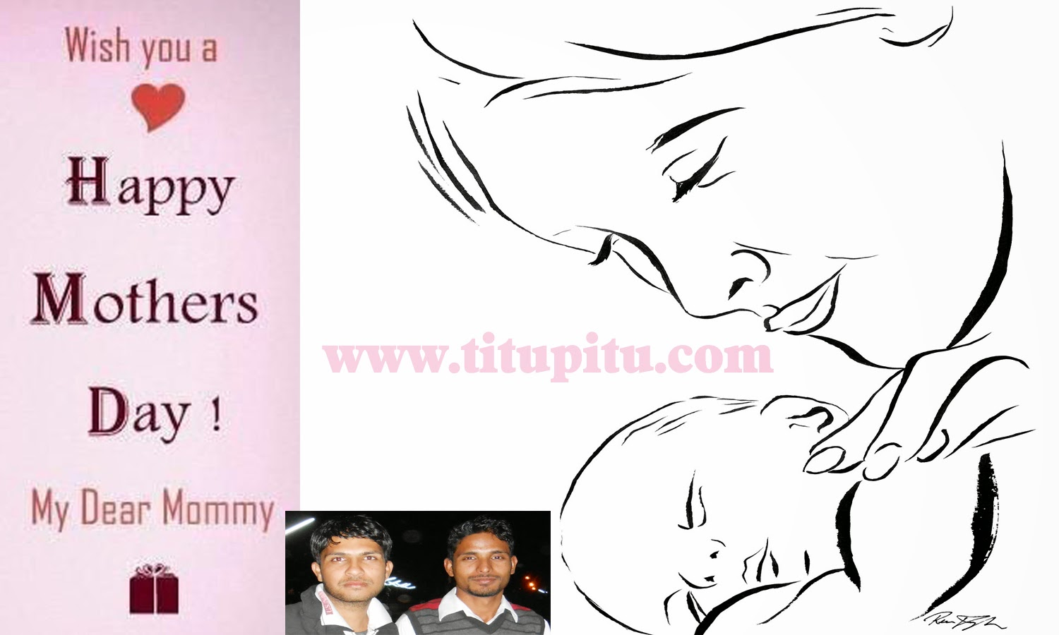 Mothers Day Sms In Hindi Mothers Day Poem By Sandeep Chaturvedi