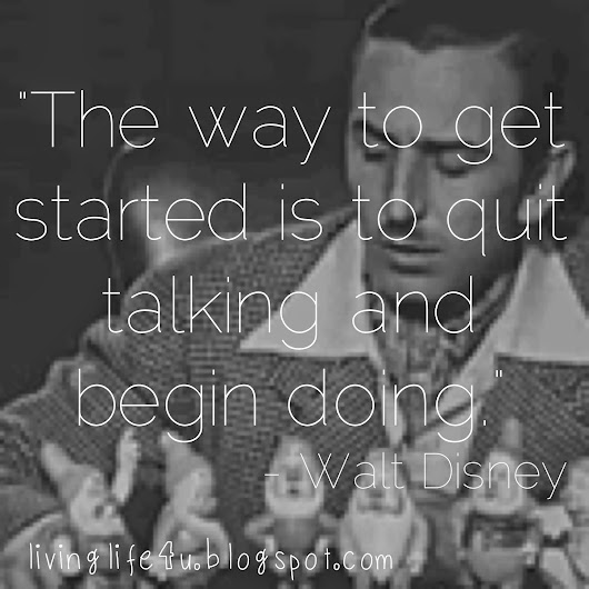 Disney's Lessons for Happiness: Day 6