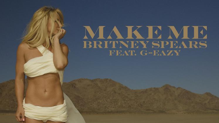 """Um dos itens do post é uma playlist chamada """"Quem Entende de Britney Spears""""."""