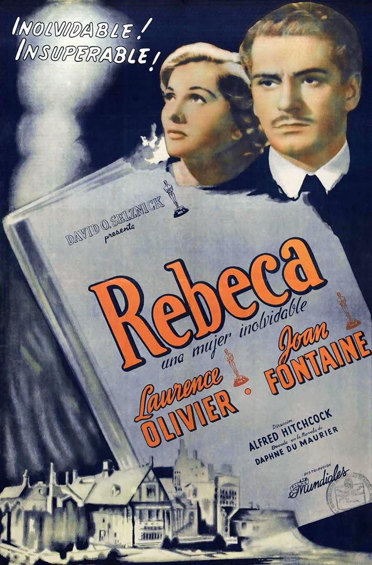 Η αφίσα της ταινίας Ρεμπέκα του Χίτσκοκ
