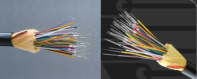 Penjelasan Kabel Fiber Optic - Gateway Ilmu