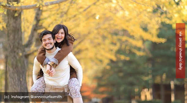 Are these photos pre-nuptial photos of Anne Curtis and Erwan Heussaff?