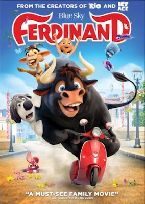 Ferdinand [2017] [NTSC/DVDR- Custom BD] Ingles, Español Latino