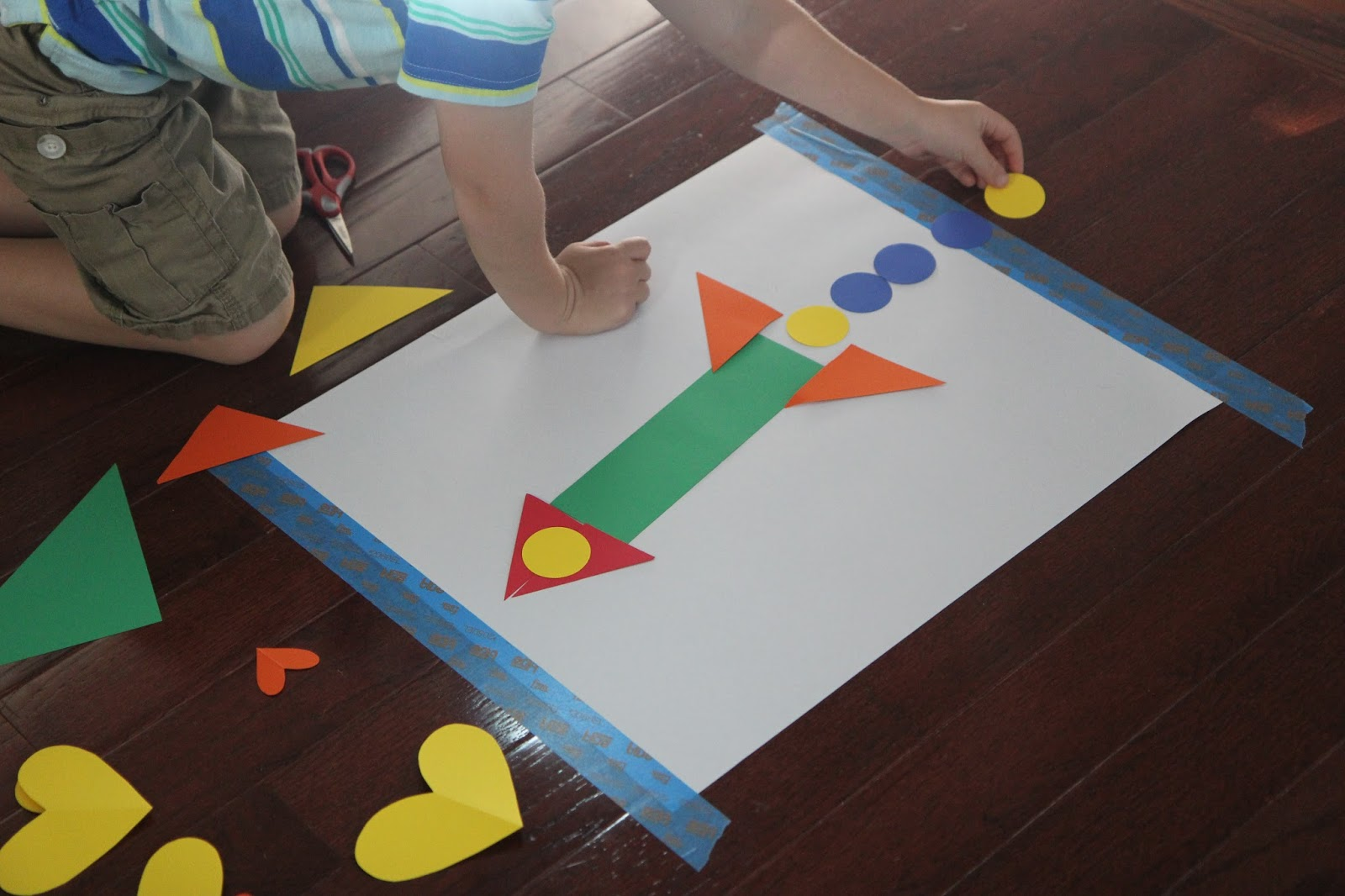 Toddler Approved Shape Activities For Preschoolers Away We Go Review Amp Giveaway