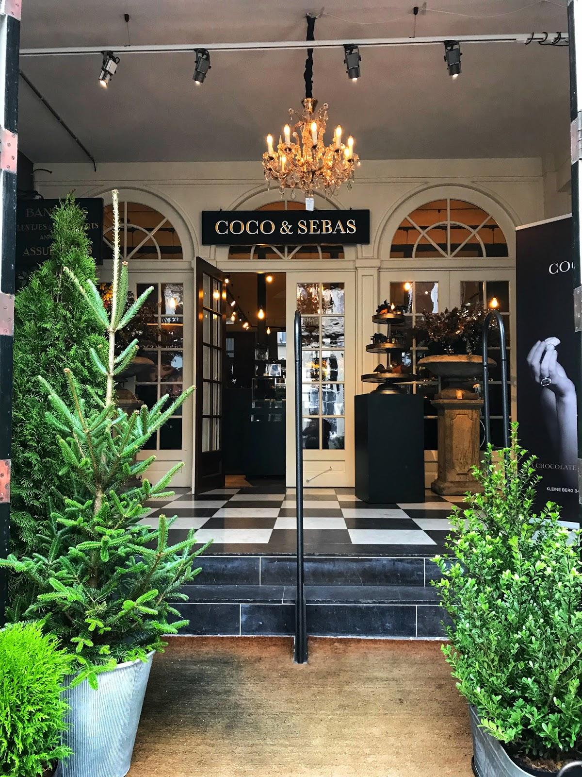 Coco & Sebas chocolatiers Den Bosch
