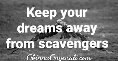 Motivational quotes on keeping your dream alive