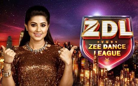 Zee Dance League 05-08-2017 Zee Tamil Show