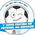 Inscrições para a 1ª Copa Itatiba de futebol da Amizade são prorrogadas