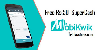 Mobikwik Supercash offer today