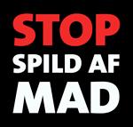 Stop Spild Af Mad logo