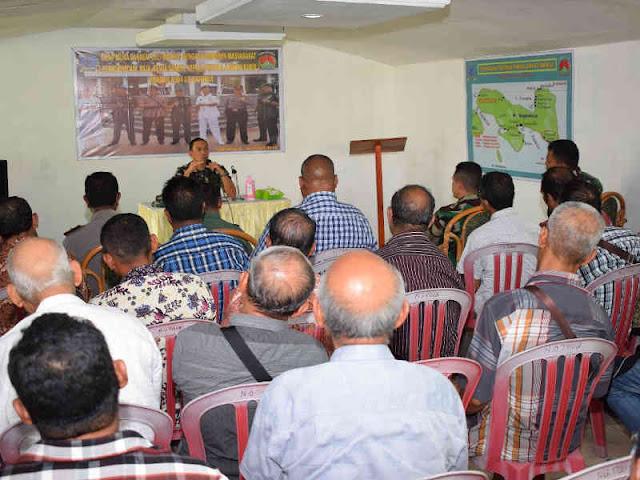 Christian Tehuteru Bangun Komunikasi dengan Masyarakat Saparua