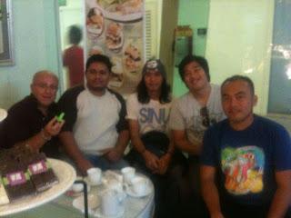 Cebu Teambuilding Services with Vittorio Simonelli