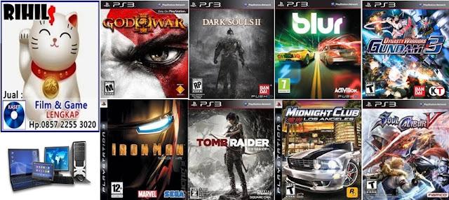 Daftar List Game PS3 untuk PC atau Laptop - Rihils