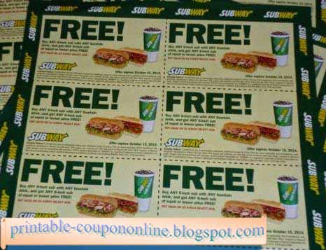 Any coupons