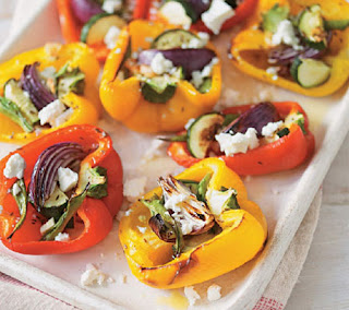 roasted peppers recipe