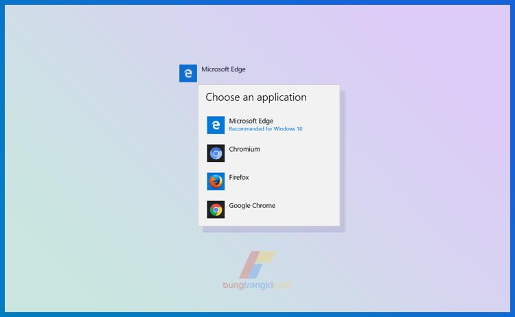 Cara Mengganti Default Browser Windows 10, Dilengkapi Gambar