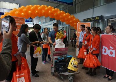 Jetstar mở đường bay Đà Nẵng - Hồng Kông