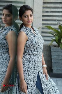 Telugu Television Actress Karuna Latest Pos In Denium Jeans  0004.JPG