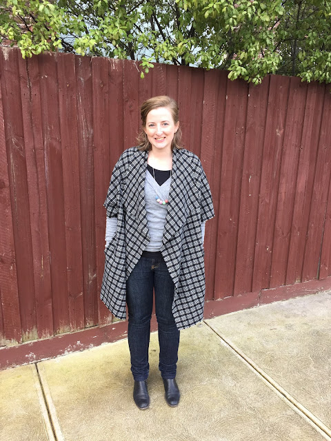 A Belated Tessuti Sydney Jacket