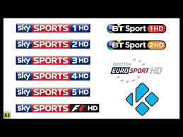Top 5 Best Kodi Addon Watch BT Sports Channels