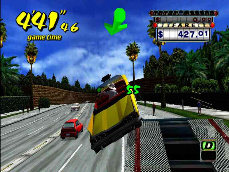Crazy Taxi - Free Download