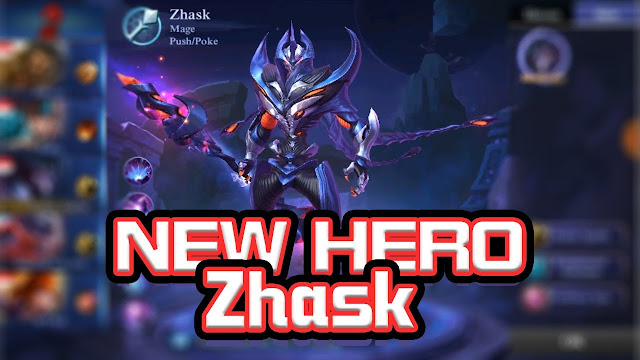 Review New Hero Mage Zhask November 2017